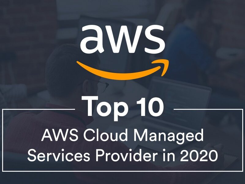 Top 10 AWS Cloud Managed Services Provider in 2020